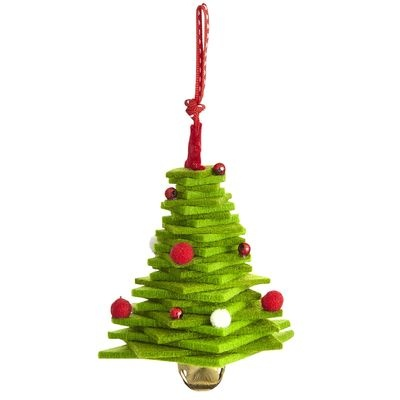 Felt Tree Ornament
