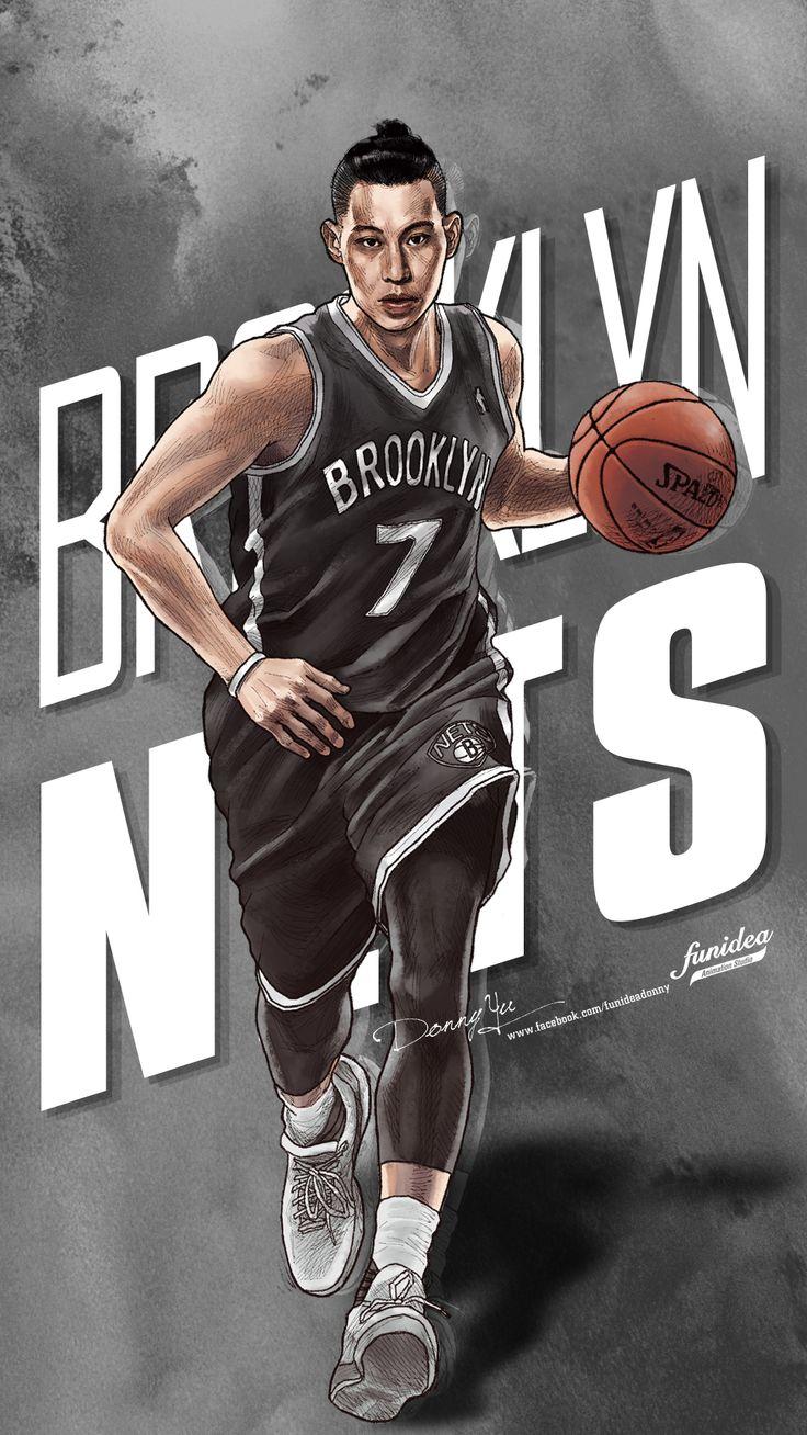 Jeremy Lin #Brooklyn #Nets