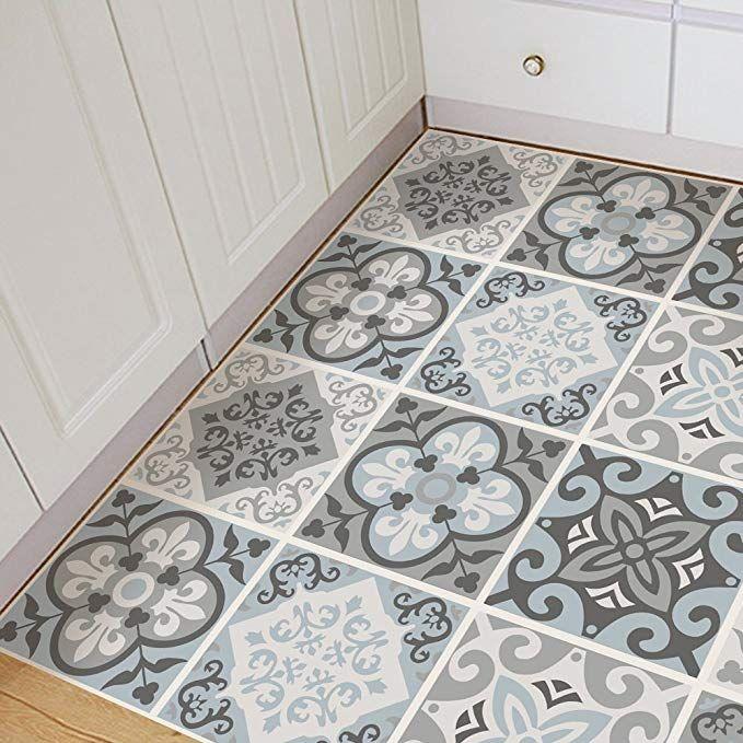 floor tile sticker for home decor