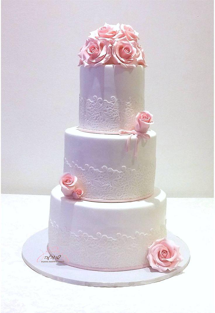 49 best Sugarela\'s wedding cakes images on Pinterest | Cake wedding ...