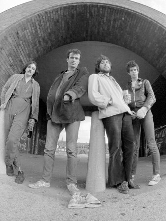 The Stranglers 1977