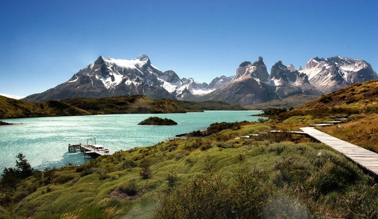Torres del Paine in the Chilean Patagonia. So Amazing!