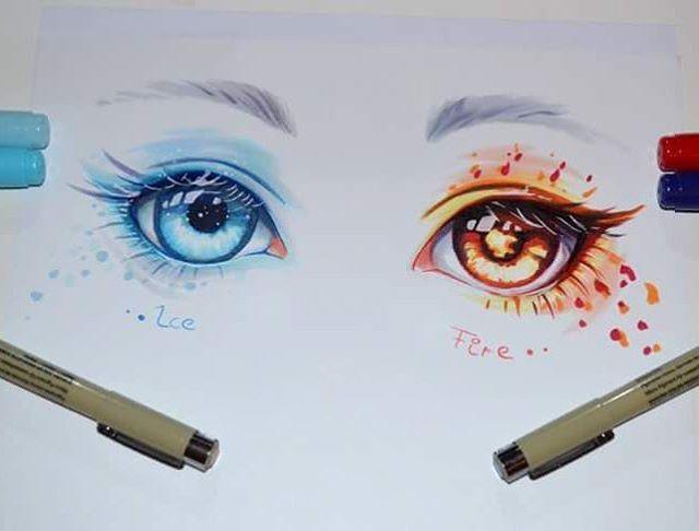 Image Result For Kawaii Beautiful Eyes Step By Step Drawings Eye
