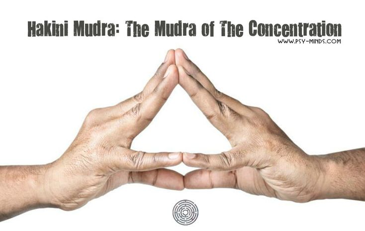 Hakini Mudra: The Mudra of The Concentration - via @psyminds17
