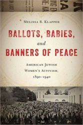 American Jewish women have long been respected for the meaningful contributions they have made to progressive causes, and now history scholar Melissa Klapper tells the colorful story of their social and political activism spanning the decades from 1890 to 1940.
