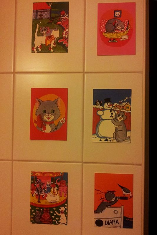 Pekka Töpöhäntä - kortit <3 Nämä löytyvät jo