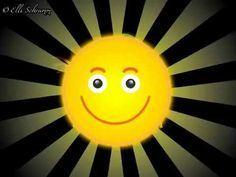 Grüße mit einem Lächeln für einen schönen Tag – YouTube