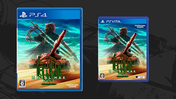 Metal Max Xeno launches April 19 in Japan, new characters Dylan and Maria detailed