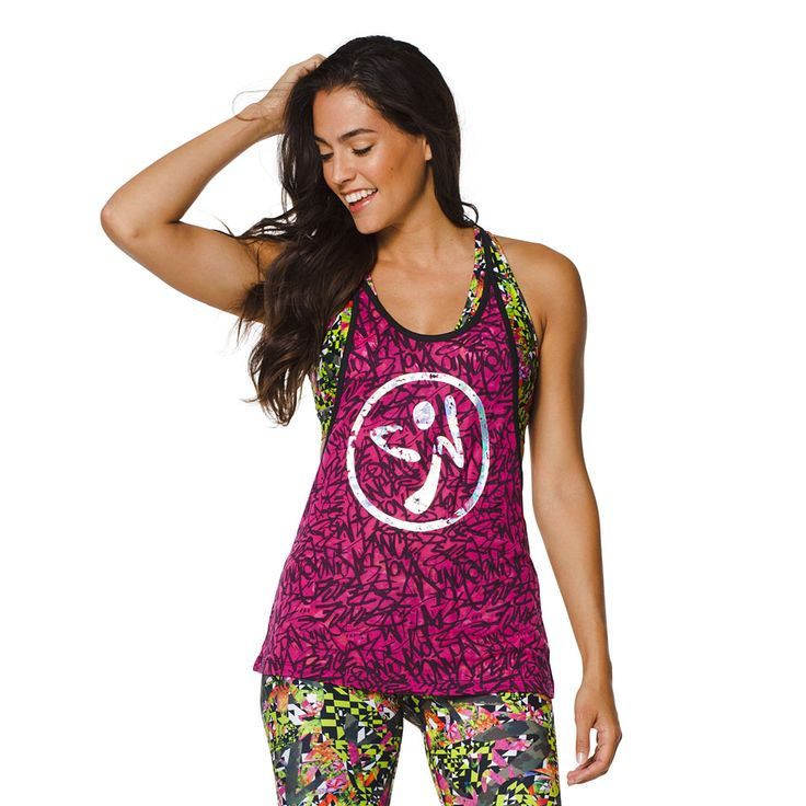 Funked Up Burnout Tank - Berry