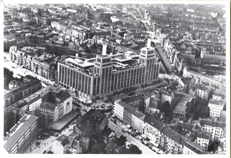 Karstadt am Hermannplatz 1937