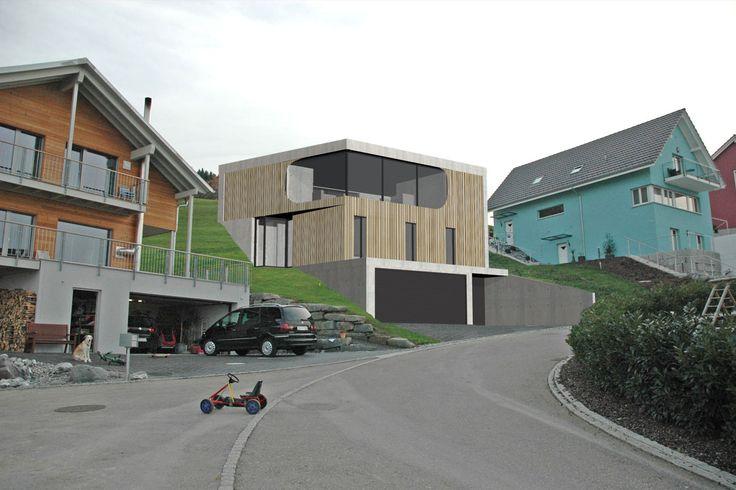 Casa Sätteli | Architekturbüro Carlos Martinez Rorschach