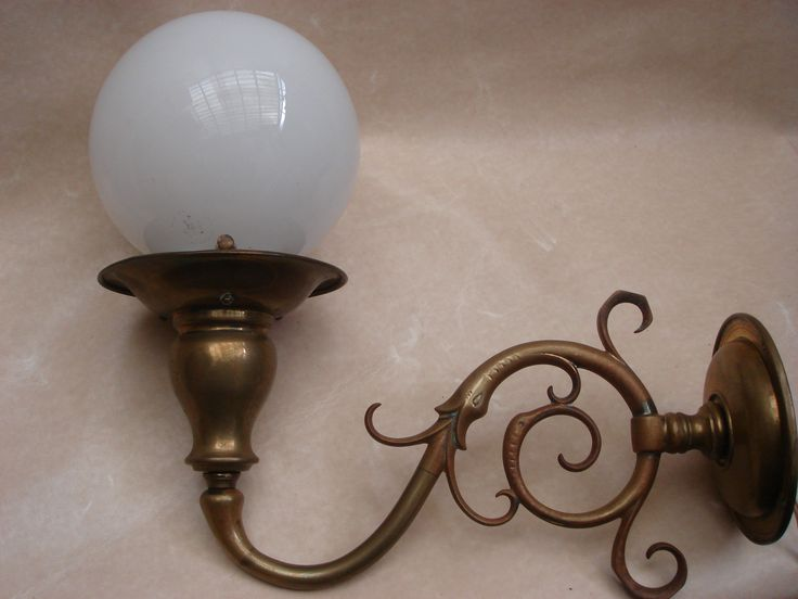 wandlampen oud - Google zoeken