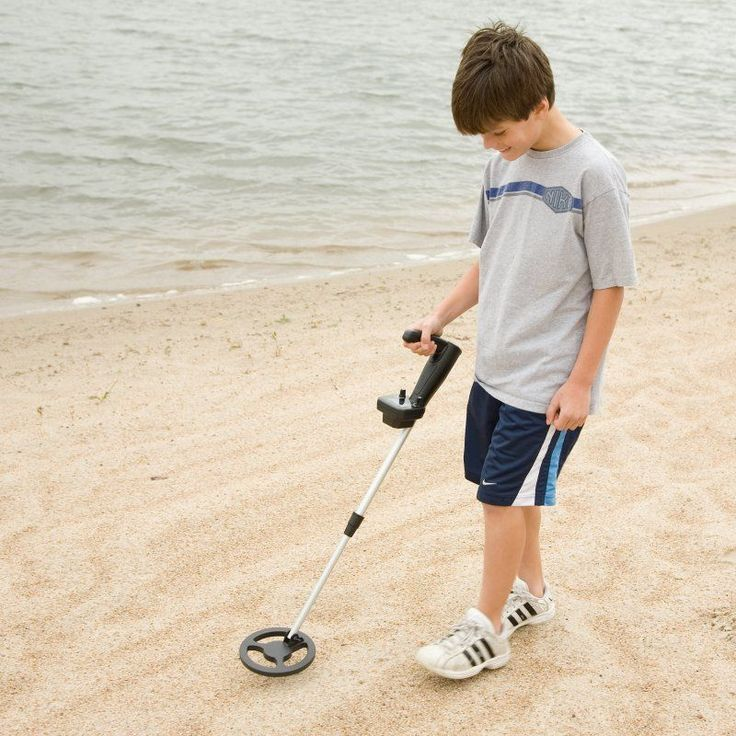 Bounty Hunter Junior Metal Detector - BHJS
