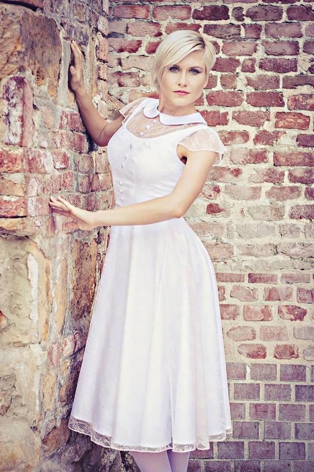 wedding dress vintage fashion vintage wedding TiCCi Rockabilly Clothing