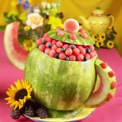 7 Watermelon Centerpiece Ideas