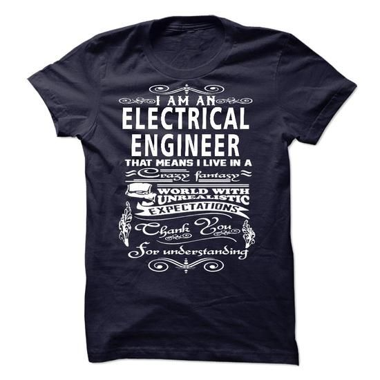 I am an Electrical Engineer T Shirts, Hoodies. Get it now ==► https://www.sunfrog.com/LifeStyle/I-am-an-Electrical-Engineer-18500188-Guys.html?41382