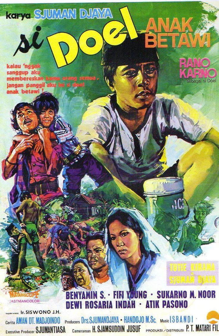 Film Si Doel Anak Betawi (1973) Director : Sjumandjaja