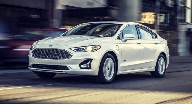 2020 Ford Fusion Energi Exterior Ford Fusion Energi 2019 Ford