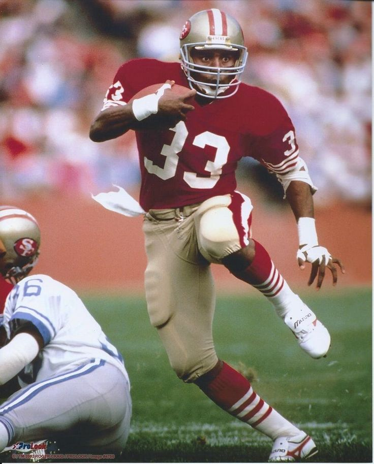 Roger Craig San Francisco 49ers Unsigned 8 X 10 Licensed Glossy Photo Prolook from $3.99