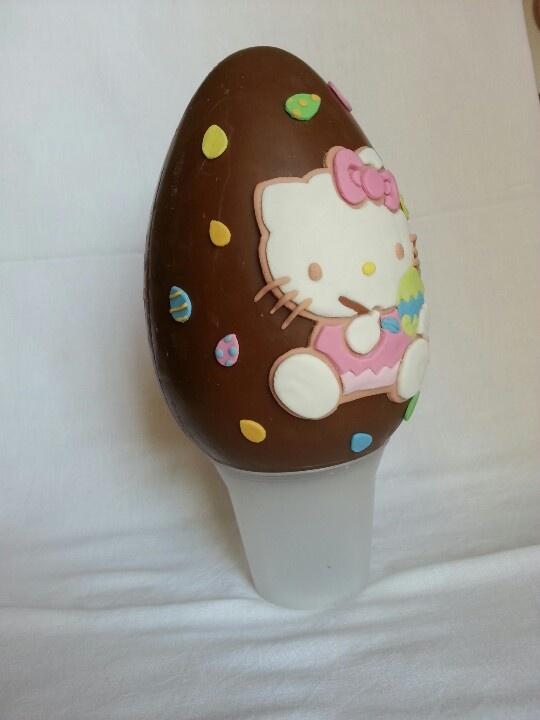 Hello Kitty easter egg