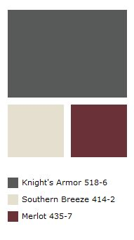 exterior paint idea. Why would I not want merlot ? Lol