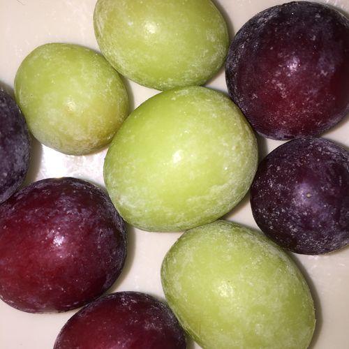 Gezonde Snack Inspiratie  - Fitbeauty.nl Bevroren druiven °