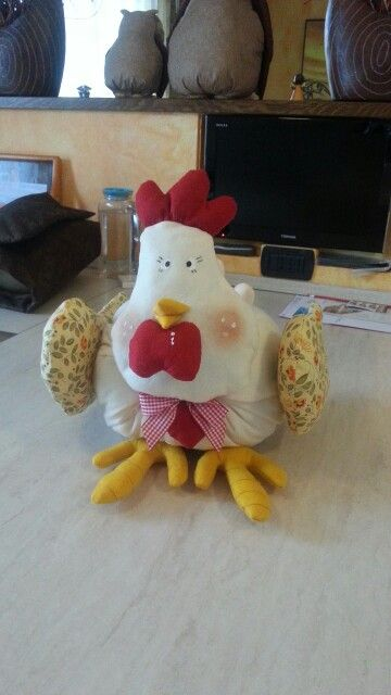Gallina patchwork