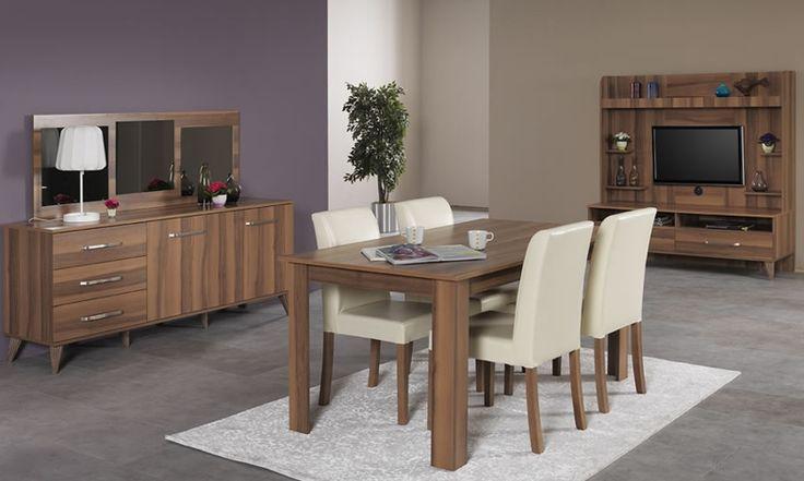Zarif işlemeleri ve şık tasarımı ile Laveta Yemek Odası Takımı, Tarz Mobilya da sizleri bekliyor. Tarz Mobilya | Evinizin Yeni Tarzı '' O '' www.tarzmobilya.com ☎ 0216 443 0 445 📱Whatsapp:+90 532 722 47 57 #yemekodası #yemekodasi #tarz #tarzmobilya #mobilya #mobilyatarz #furniture #interior #home #ev #dekorasyon #şık #işlevsel #sağlam #tasarım #konforlu #livingroom #salon #dizayn #modern #rahat #konsol #follow #interior #armchair #klasik #modern
