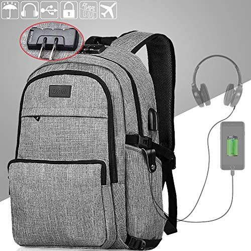 Great for Best Backpack Laptop Travel Backpack,