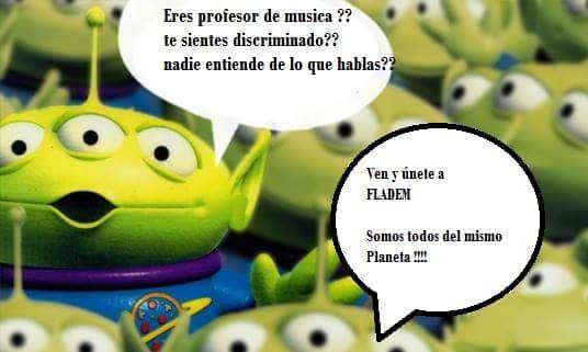 HOY CON MAS FUERZA QUE NUNCA  HAY QUE DESPERTAR A LOS PROFESORES DE CHILE!!! Fladem Chile trabaja 24/7 por la educación musical AFILIATE!!