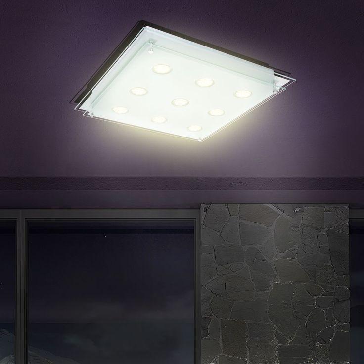 25+ najlepších nápadov na tému Led Deckenleuchte Küche na - led lampen wohnzimmer
