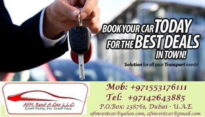 Get great deals while renting with AFM, location at Al Qusais,Dubai. | AFM Rent…