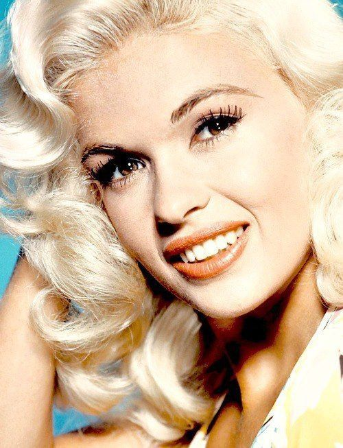 "JAYNE MANSFIELD. Born April 19, 1933 in Pennsylvania. Died: June 29,1967 (aged 34) in a car crash,she was killed instantly. Had a small role in ""Pete Kelly's Blues"" (1955). Her breakout role came the next year with a featured part in ""The Burglar"" (1957). Co starred w/ Marilyn Monroe in ""Let's Make Love"" (1960). Her final film ""Single Room Furnished"" (1966) was released the following year of her death. Her 4th child is Mariska Hargitay who plays  Olivia Benson of ""Law & Order SVU""…"