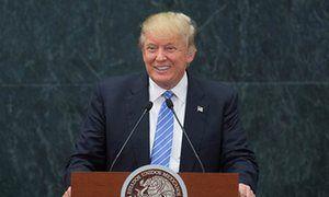 Donald Trump Visiting Mexico