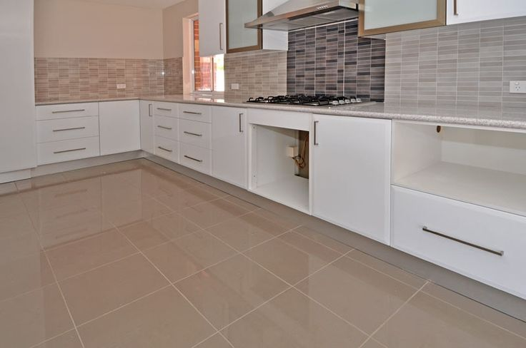 Kitchen floor tile kitchen tiles perth wa kitchen wall for Nice kitchen floor tiles
