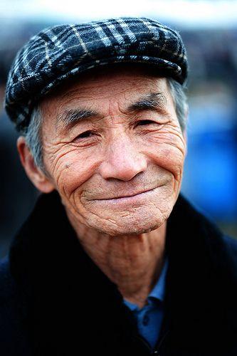 Grandfather in Korea