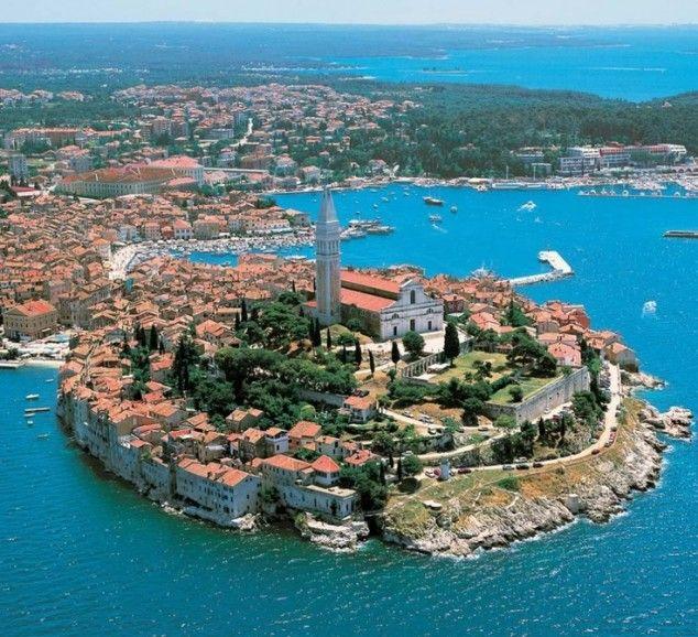 Visit Croatia � Beautiful Country at Adriatic Sea - Rovinj, Croatia