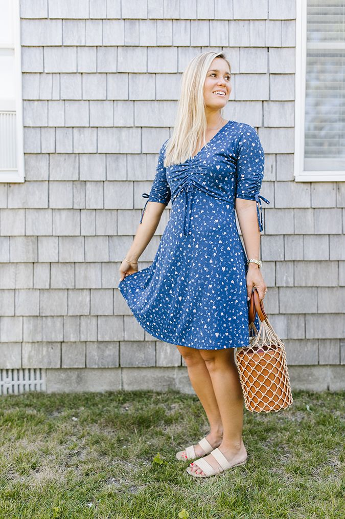 cf9008ded1950 LC Lauren Conrad fit and flare dress