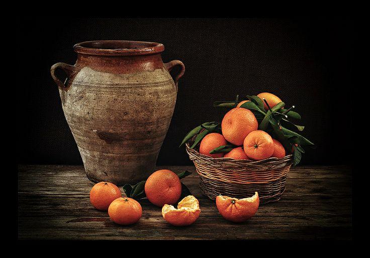 Mandarinas by Isabel  López on 500px