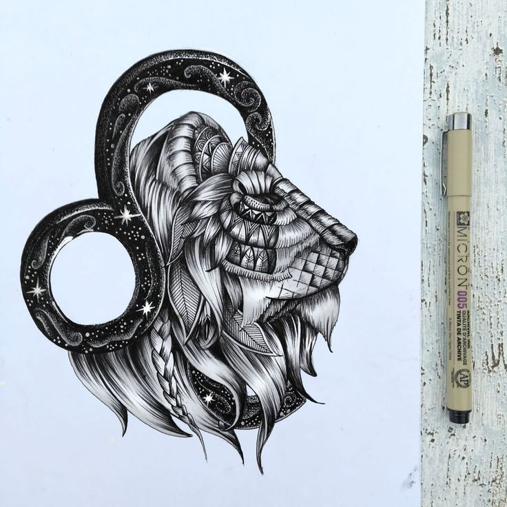 Shoutout to the Leos #zentangle #leo #zodiac #art #lion #tattoo #liontattoo #zodiactattoo #leotattoo #tattoodesign #tattooidea #creative #blackandwhite #monochrome