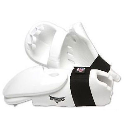 Other Combat Sport Protection 179783: New - Proforce Thunder Punches Karate Sparring Gloves - White - Youth BUY IT NOW ONLY: $33.95