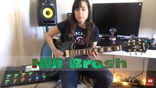 """Nili Brosh: New Song """"Cartagena""""   Check out this channel every Friday for a brand new lick! Download original music by Nili at http://apple.co/2keKKy2 For the first 147 licks check out Nili's Instagram page - http://ift.tt/2hDS08T Here's one of my new songs """"Cartagena"""" for #Nilick of the Week #149! The album version will feature a fuller arrangement though today it was fun to strip it down to give you guys a sneak preview! Today's tone is brought to you by the lovely people over at…"""
