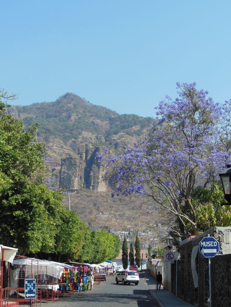 Tepoztlan, Morelos, Mexico