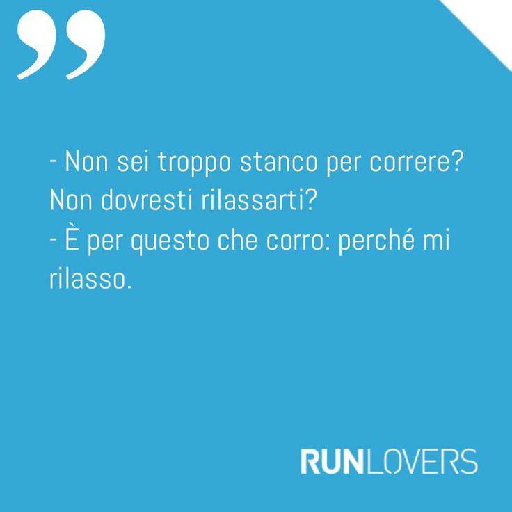 Motivazione a correre