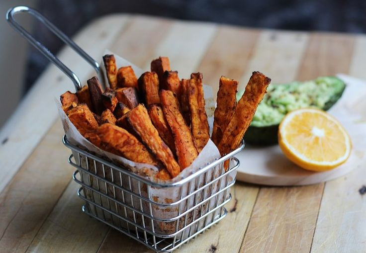 Chilli Paprika Fries — Healthy Always