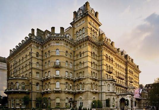 Iconic five-star Regent Street hotel including a choice of room types and optional breakfast