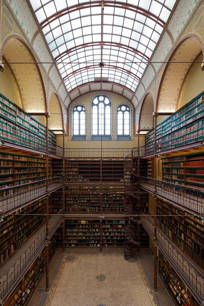 Rijksmuseum Library à Amsterdam