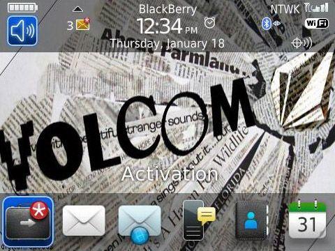 Free Download BlackBerry Curve 8520 Apps, Theme  Wallpaper - im