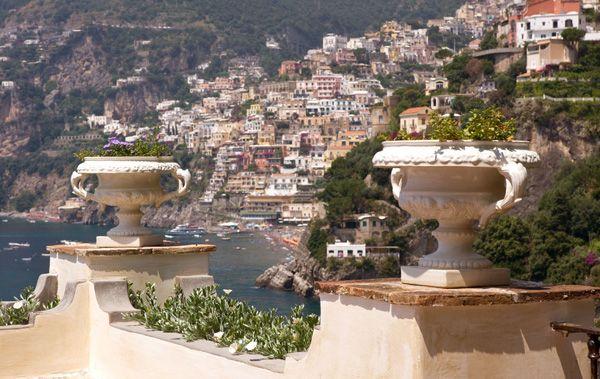 Италијанска сказна во Поситано | Villa Tre Ville