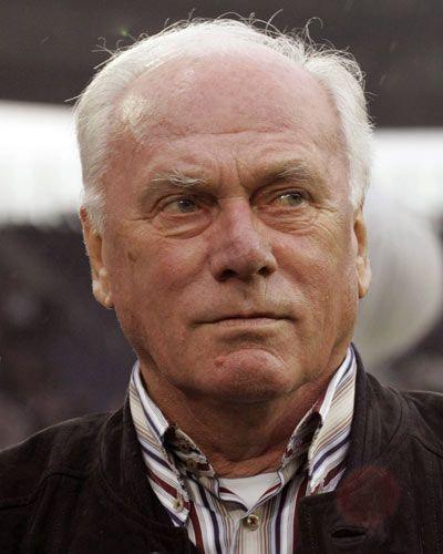 Udo Lattek - Ex-Trainer BVB